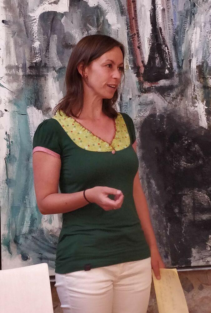 Jennifer Sühr ist neue Vorsitzende des Ortsvereins